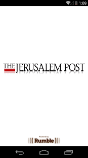 Jerusalem Post- screenshot thumbnail