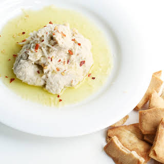 Italian White Bean Hummus.