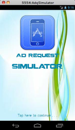 AdIQuity AD Request Simulator