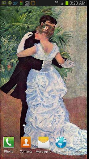 Renoir Gallery Live Wallpaper