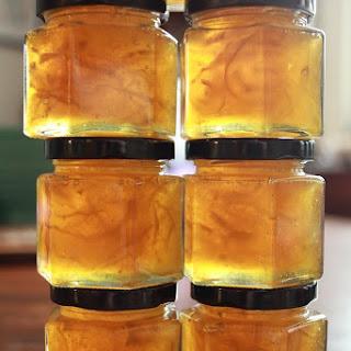Makrut Lime Marmalade.