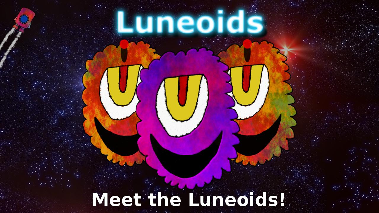 Luneoids - screenshot