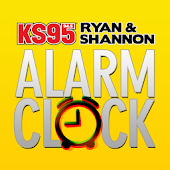 KS95 Ryan/Shannon Alarm Clock