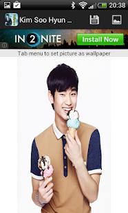 玩免費娛樂APP|下載Kim Soo Hyun Wallpaper app不用錢|硬是要APP