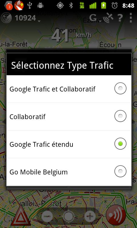 Glob - Go Mobile Be. Plugin - screenshot