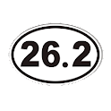 26.2 logo