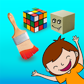 Colors and shapes for kids