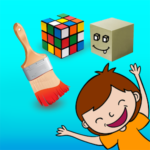 Colors and shapes for kids for PC and MAC