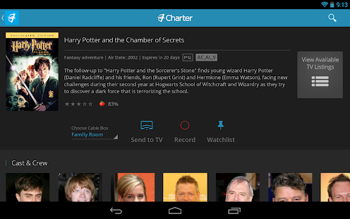 Charter TV - screenshot thumbnail