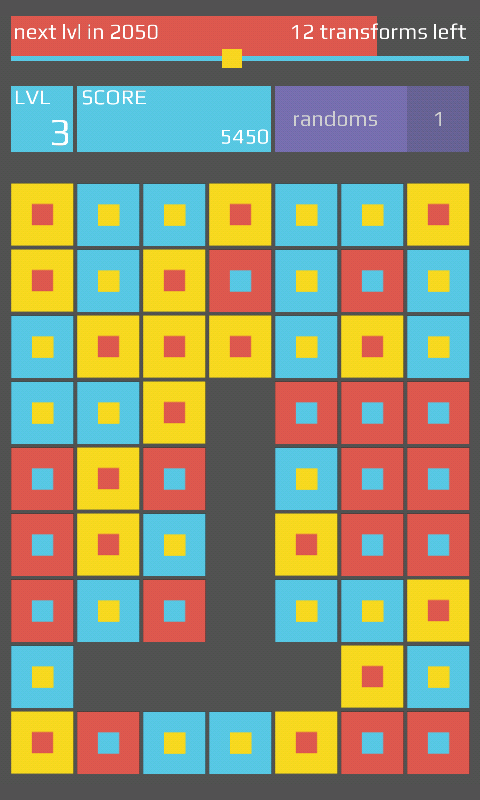 R.Y.B. Squares- screenshot