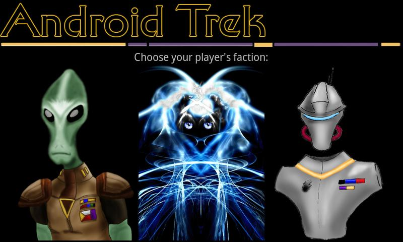 Android Trek - Star Defense - screenshot