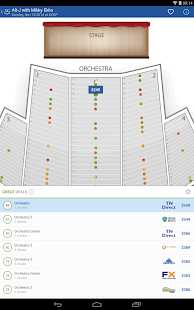 SeatGeek Event Tickets Screenshot 21