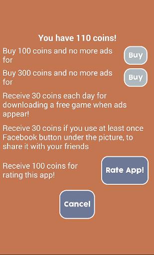 【免費解謎App】4 pics 1 word-APP點子