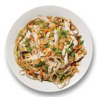 Asian Rice Noodle Salad.