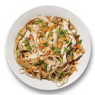 Asian Rice Noodle Salad.