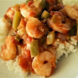 Shrimp Etouffee II
