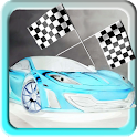 Car racing game 3D