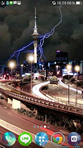 玩免費個人化APP|下載Night City Live Wallpaper HD app不用錢|硬是要APP