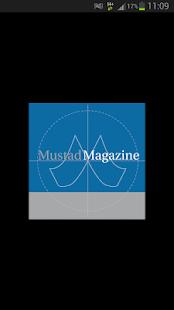 Mustad Magazine screenshot