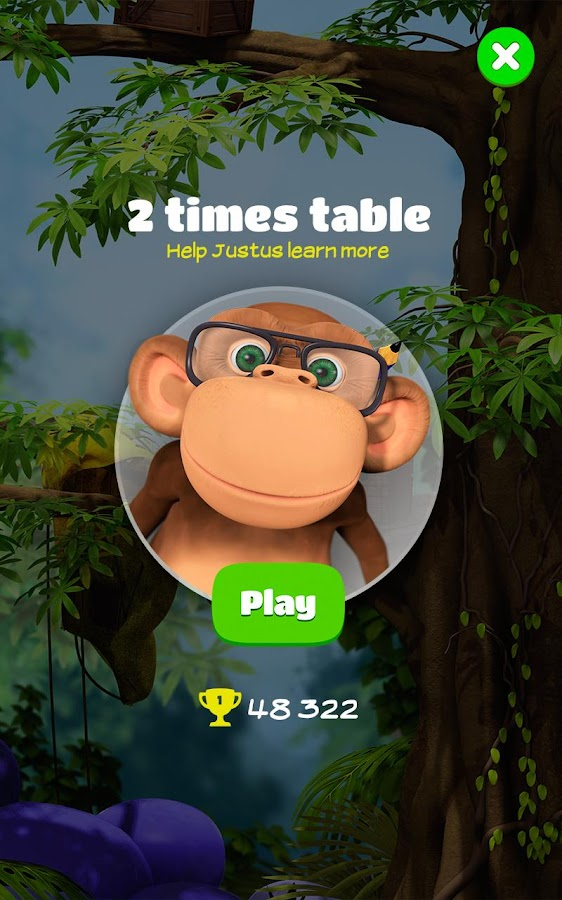 10monkeys Multiplication- screenshot
