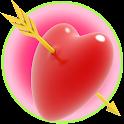 Bubble Hearts Live Wallpaper icon
