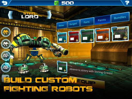 玩動作App|Hakitzu Elite: Robot Hackers免費|APP試玩