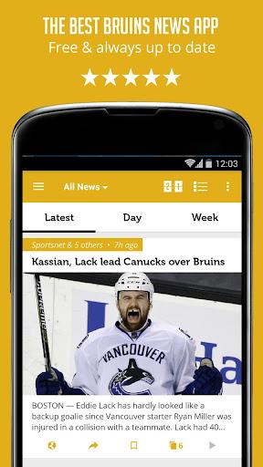 SF - Boston Bruins Edition