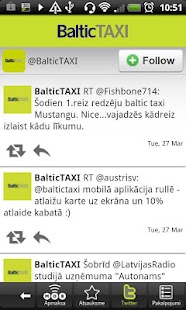 BalticTAXI- screenshot thumbnail
