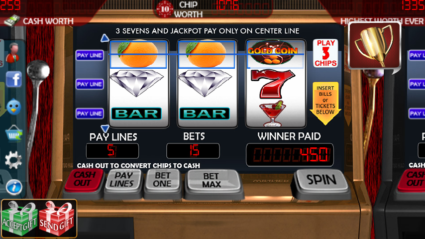 Slots Royale - Slot Machines screenshots