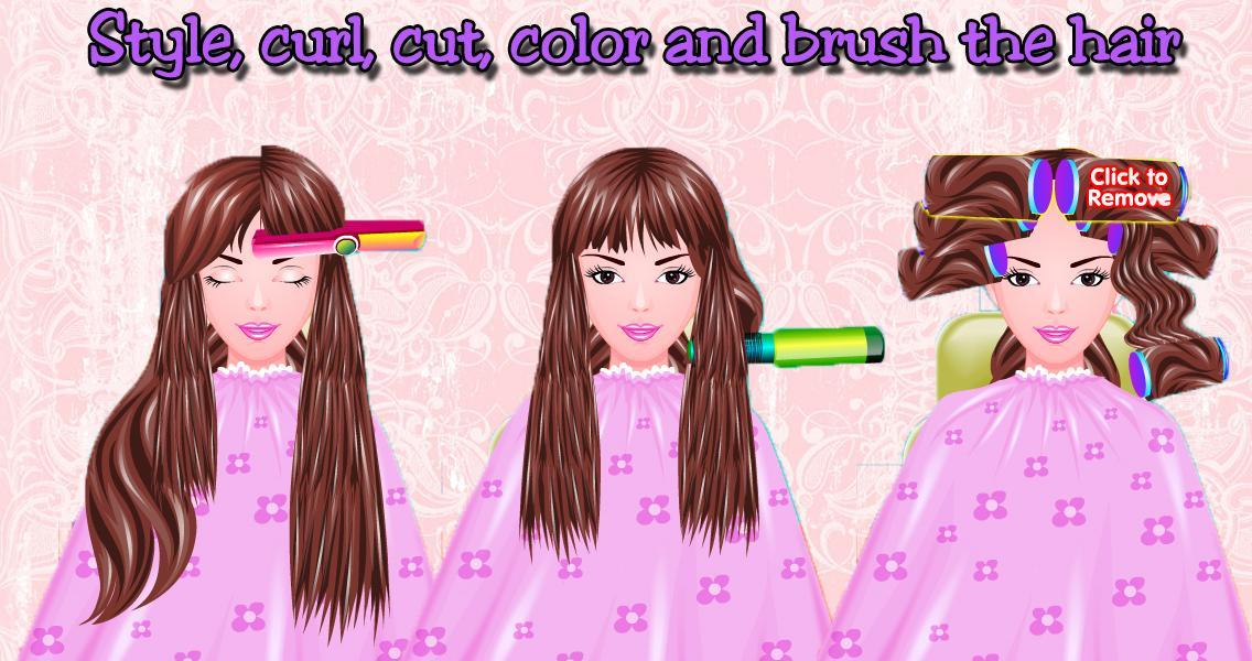 real hair cutting games for free