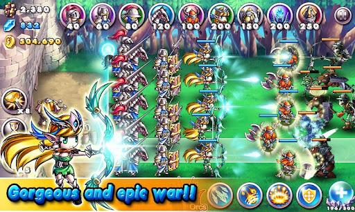 Empire VS Orcs screenshot