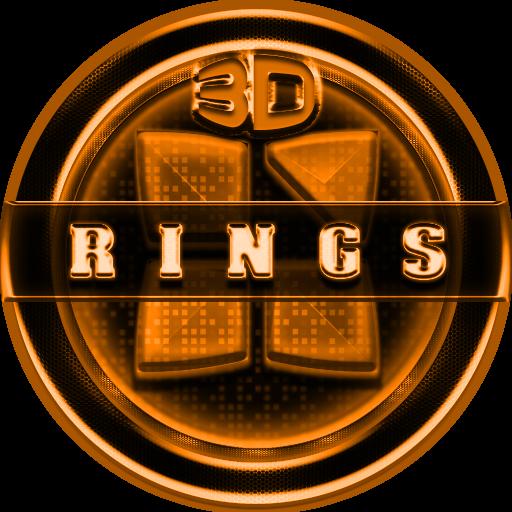 Next Launcher 3D RingsO Theme