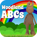 Woodland Learn ABCs & 123 FREE icon