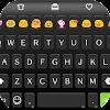 Classic Black Emoji Keyboard