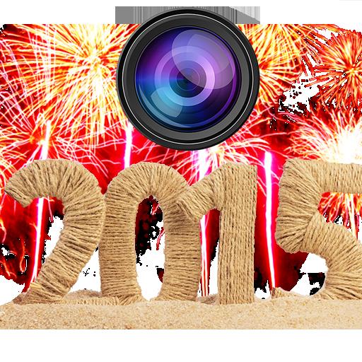 新年攝像頭相框HD LOGO-APP點子