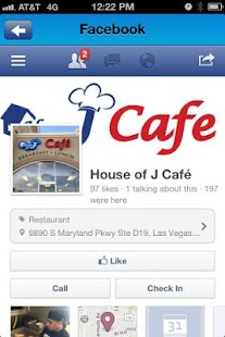 House of J Cafe - screenshot thumbnail