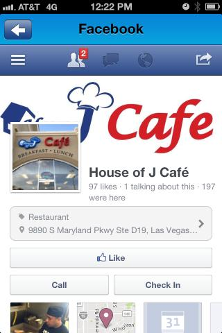 House of J Cafe - screenshot