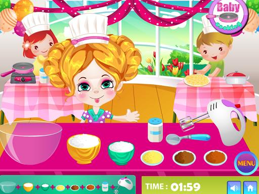 【免費休閒App】Gingerbread Tiramisu Cooking-APP點子