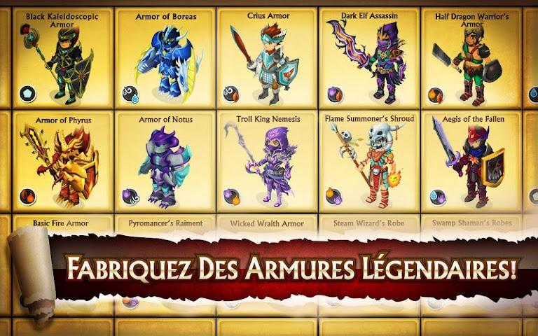 android Knights & Dragons - Action RPG Screenshot 7
