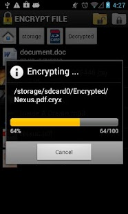 Encrypt File Free- screenshot thumbnail