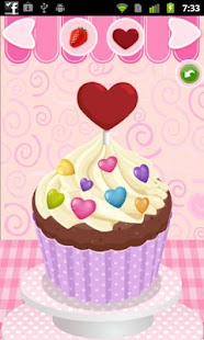 Cupcake Dream Free - screenshot thumbnail