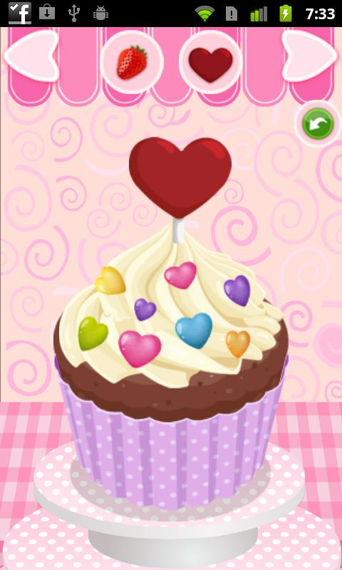 Cupcake Dream Free - screenshot