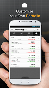 Stocks, Forex & Markets News - screenshot thumbnail