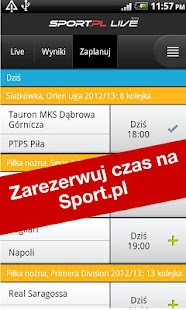 Sport.pl LIVE - screenshot thumbnail