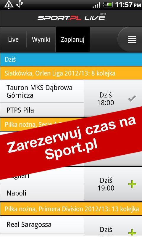 live sport pl