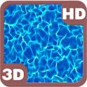 Sunlit Pool Water Reflection icon