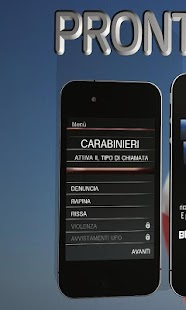 Pronto Carabinieri - screenshot thumbnail