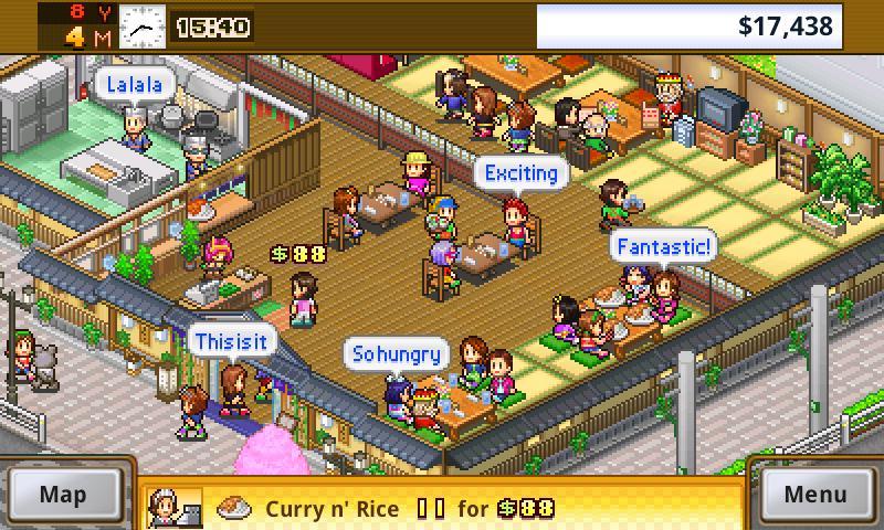 Cafeteria Nipponica Lite- screenshot