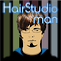 HairStudio Man logo