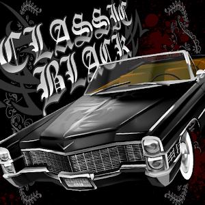 Live Wallpaper Classic Black